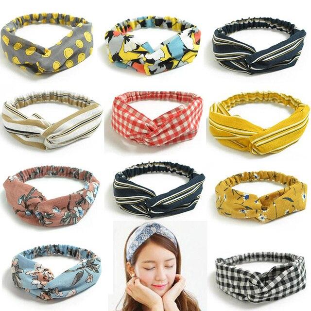 2018 accesorios de pelo de estilo coreano para mujer diadema de ...