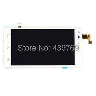 LCD Display Touch Screen Digitizer Assembly For Huawei Ascend G6 G6-T00 G6-C00 G6-U00 front Panel Glass Lens black white