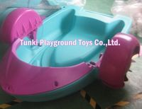 child and kids pedal boat hand boat water boat