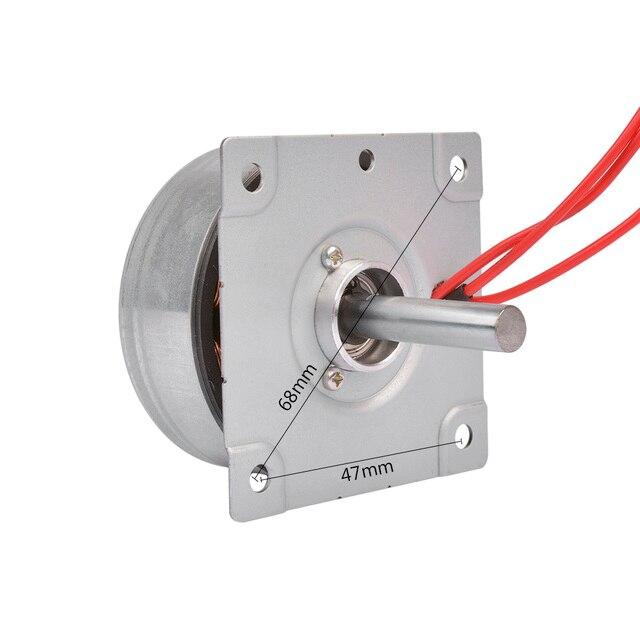 YIMAKER Three-phase AC Permanent Magnet Wind Generator Hand Generator DIY Homemade Used Generator 3