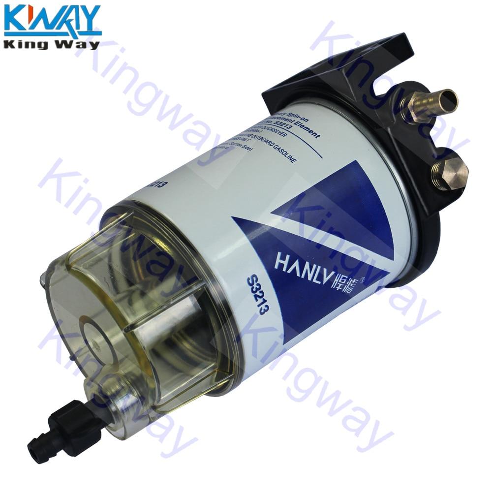 free shipping king way 3 8 npt s3213 fuel filter water separating system [ 1000 x 1000 Pixel ]