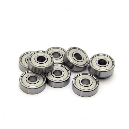 20pcs Metal Miniature Bearings Ball Bearings R2ZZ 3.175 x 9.525 x 3.967mm