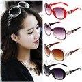 E74 Frete Grátis Summer Fashion Óculos Retro de Grandes Dimensões Do Vintage Óculos de Sol Das Mulheres do Desenhador