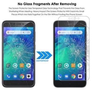 Image 4 - 2 unids/lote 2.5D 0,26mm 9H vidrio templado Premium para Xiaomi Redmi Go Protector de pantalla película protectora para Xiaomi Redmi Go 5,0