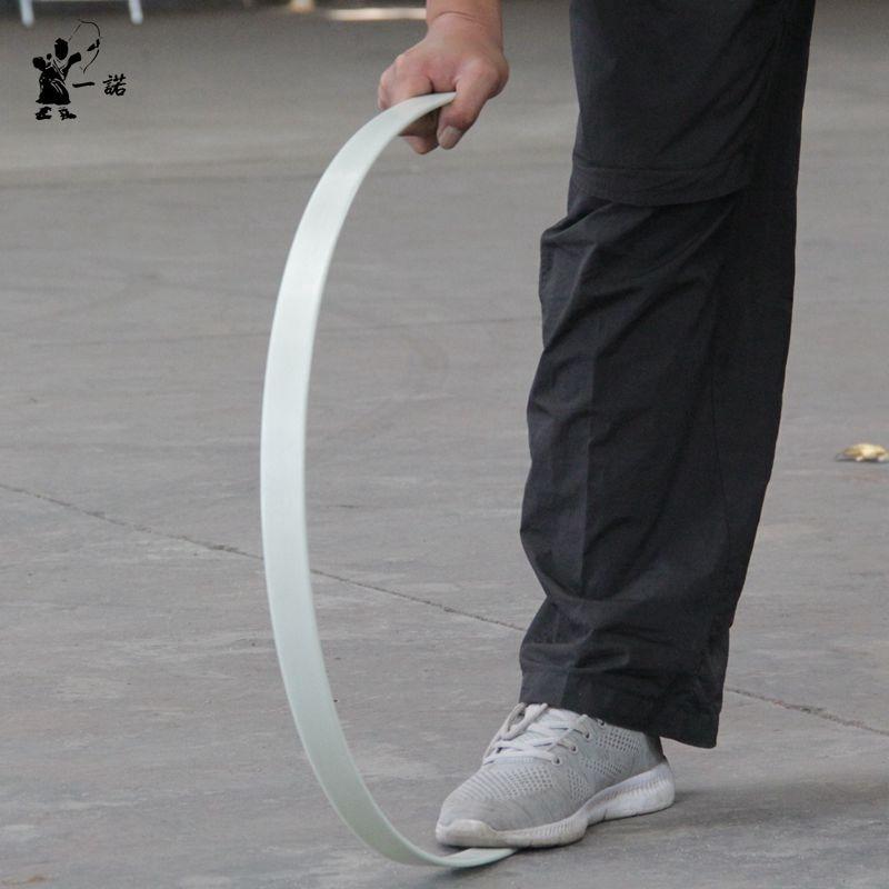 6 * 30 * 1150 Mm Polyurethane Glue And Fiberglass  Bow Film Production Arm White Or Black  Quality Material And Good Elasticity