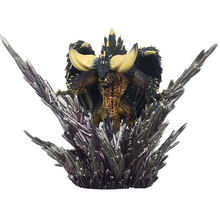 Japan Anime Monster Hunter XX Figure Nergigante PVC Models Hot Dragon Action Figure Decoration Toy Model new hot anime 13cm lol the gentleman gnar warrior hero cute monster pvc action figure model toys for gift