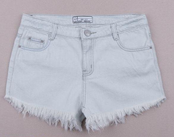 Aliexpress.com : Buy Fashion Women Low Waisted Vintage Short Jeans ...