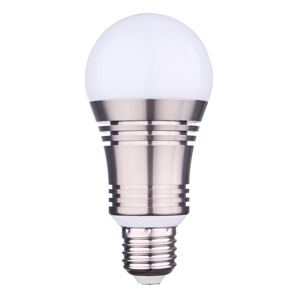 AC 100-240V E26/E27 type App-Enabled Bluetooth Wireless 4.0 RGBW Energy Efficiant Smart LED Light Bulb up to 20M mipow e27 bluetooth 4 0 smart led bulb wireless app control 100 240v