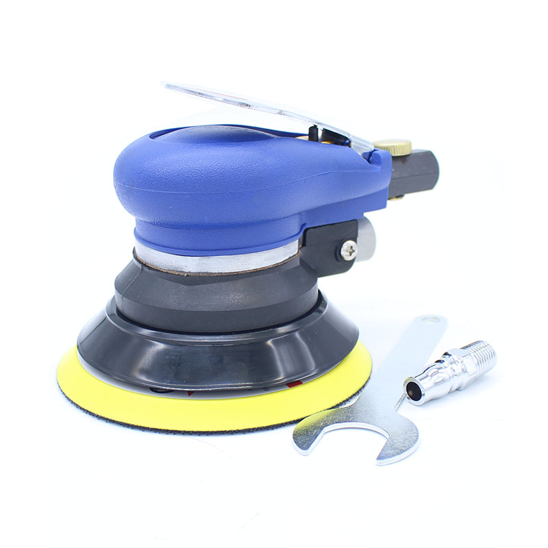 High Quality 5 Inches Air Sander / Grinder Pneumatic Polishing Machine Air Tools Car Polisher 5 inch 125mm pneumatic sanders pneumatic polishing machine air eccentric orbital sanders cars polishers air car tools