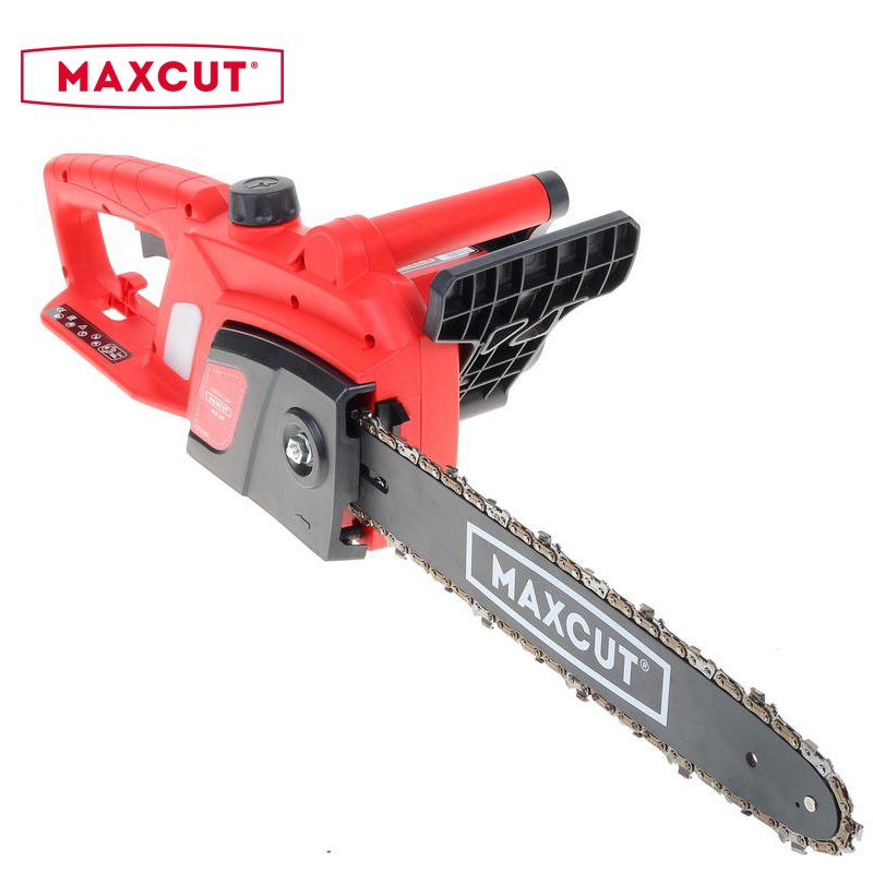 Electric chain saw MAXCUT MCE 164 high quality 15 inch 64dl 325pitch 058gauge semi chisel chain saw chain fits makita husqvarna jonsered