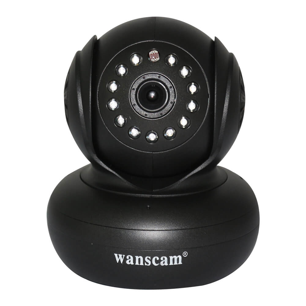 Wanscam HW002 IP Camera WI-FI 720 HD Wireless Pan/tilt 1.0MP Infrared Security Camera Night Vision CCTV Camera Mini Baby Monitor howell wireless security hd 960p wifi ip camera p2p pan tilt motion detection video baby monitor 2 way audio and ir night vision