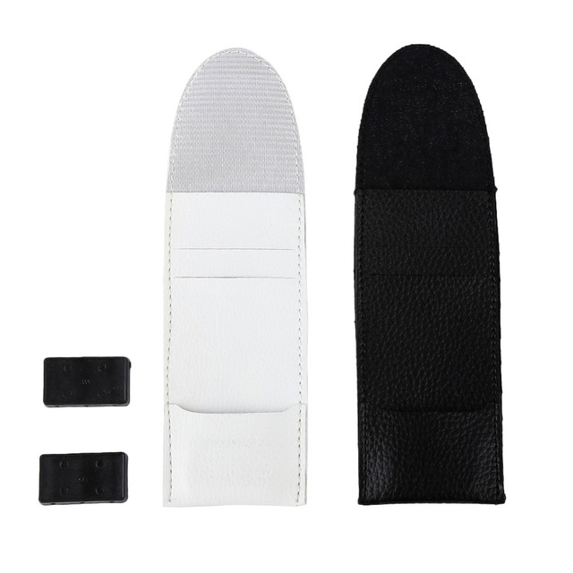 US $1 34 25% OFF New High Quality PU Leather Durable Dart Case Holster  Wallet Socket Cover Durable With Dart Seat Holder Practical Lightweight-in