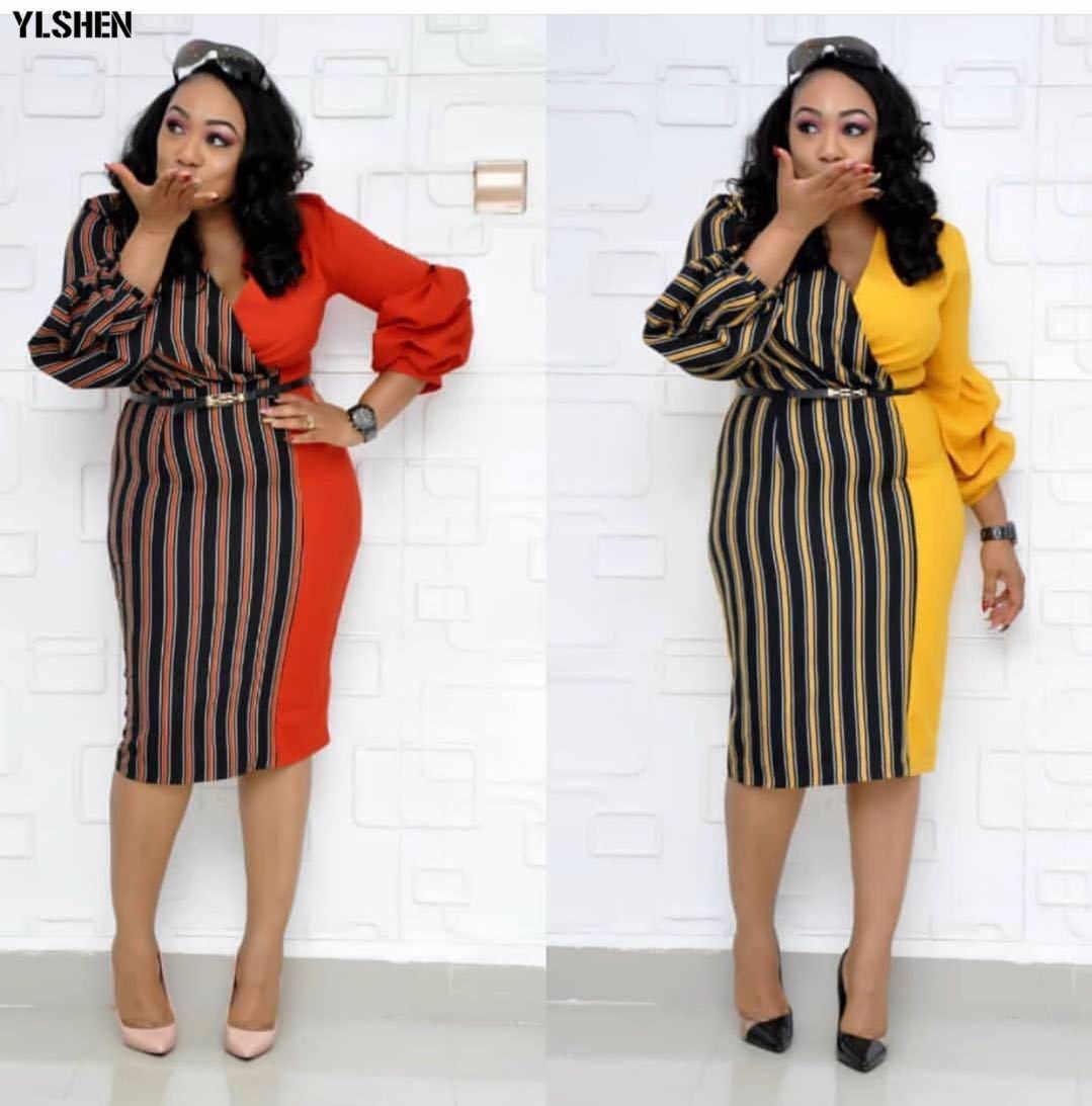 Дашики африканские платья для женщин 2019 Новый Базен Riche Африка платье с длинным рукавом Анкара платья мода африканская юбка одежда