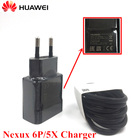 Original huawei nexus 6p Fast charger Google Nexus 5X smartphone quick charge EU Usb wall travel adapter &usb 3.1 Type C Cable