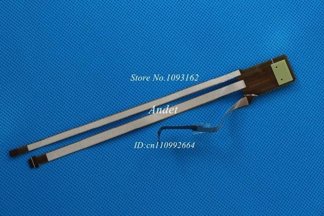 Nueva original lenovo thinkpad x230s x240 x240s x250 touchpad mouse pad clickpad huella digital cable alambre línea sc10r39884 04y1660
