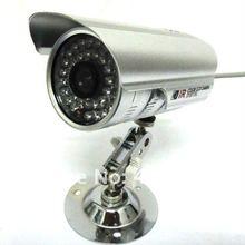 1/3 «700TVL ИК Цвет CCTV Открытый Всепогодный 36ir светодиоды безопасности CMOS Камера с 3.6 мм широкоугольный объектив