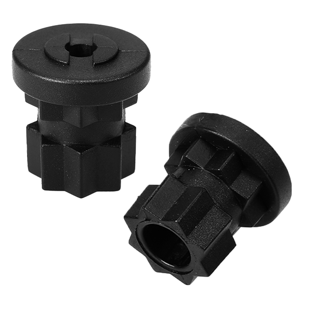 2PC Kayak Ram Mount Track Mounting Base Track Gear Attachment Adapter Track Mount For Canoe Fishing Rod Accessories