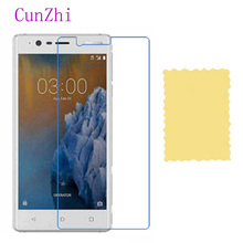 3PCS High Definition Protection Film For Nokia 3 Mobile Phone LCD Screen Protector