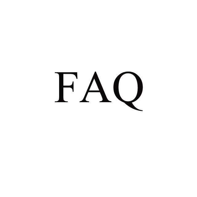FAQ about Shipping/Customs/Warranty