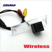 Liislee Wireless Car Back Up Rear Camera For Chrysler Concorde 1998~2004 / Reverse Parking Camera / Night Vision / Plug & Play