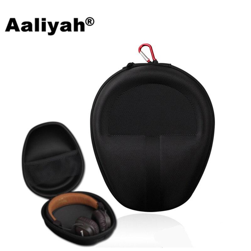 Aaliyah Cas pour Casque Cas De Stockage De Transport Dur Sac Écouteur Box pour Marshall HD700 M50X 1A K701 Pliable Casque