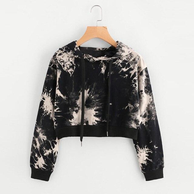 baed7b0656 2017 Mulheres Camisola Hoodies Tops Blusa Impressão Blusas De Encaje  Casuais Camisa Blusa De Frio Feminina