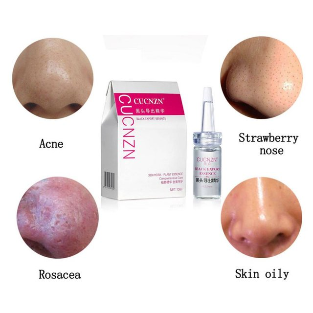 Hot sell Face Blackhead Cleanser Facial Pore Cleaner Remover Skin Cleansing Tool Liquid