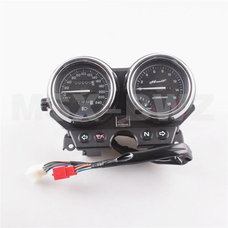 For HONDA HORNET 600 1998 1999 2000 Speedometer Tachometer Speedo Gauge Instrument Motorcycle Speed Clock