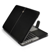 Hot Business Holster PU Leather Case Cover For Macbook Air 13 Pro Retina 13 15 Laptop