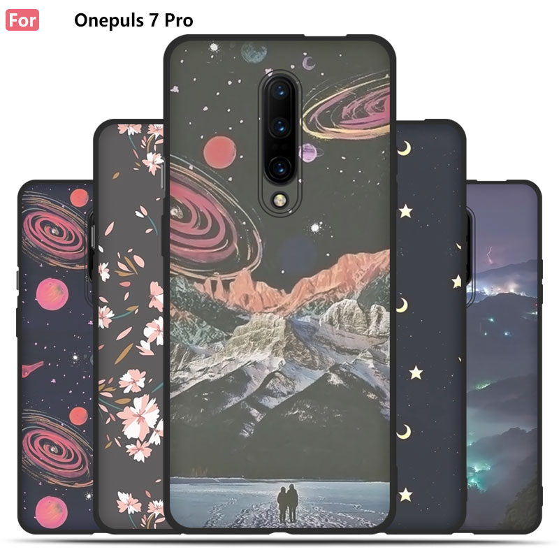 Cartoon Case For font b OnePlus b font font b 7 b font font b Pro