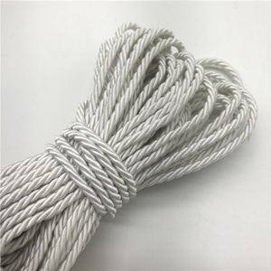 Image 3 - 10yards Paracord Rope 3mm 3 Strand Polypropylene Rope Home Decoration Accessories Rope For Bracelet Rustic Home Decor