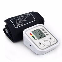 Arm Type Electric Voice Tonometer Meter Household Sphygmomanometer Health Care 99 Memory Blood Pressure Monitor Pulse