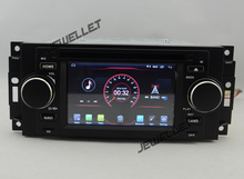5 «Android 9,0 автомобиль DVD GPS Радио Навигация для Chrysler 300C PT Cruiser, Dodge Зарядное устройство под разъём Dakota DURANGO оперативной памяти