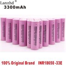 100% Новый оригинальный US18650VTC7 3,7 в 3300 мАч 18650 литиевая аккумуляторная батарея для фонарика батареи INR18650 Li ion (10-40 шт.