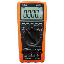 VICI VC97A 3999 цифровой автоматический диапазон истинного RMS мультиметр с Чехол Замена VC97A