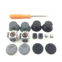 3D アナログジョイスティックセンサーモジュールポテンショメータ親指スティック xbox 360 、 RB 、 LB RT LT スイッチボタンドライバー