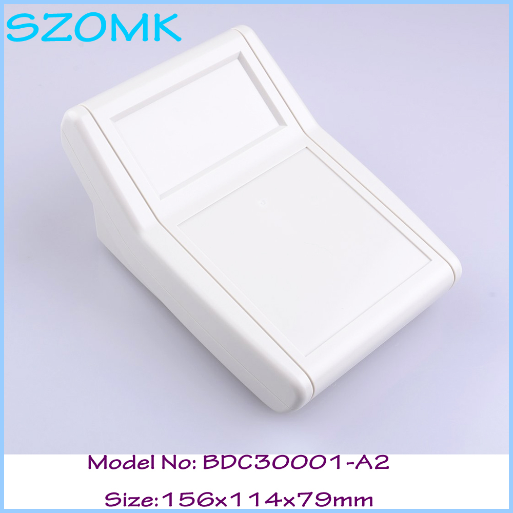 (1 pcs)free shipping plastic handheld plastic enclosure for electronic abs plastic project box ip55 junction box 156x114x79 mm