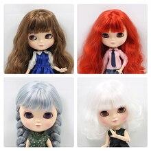 Icy Bella Blythe Dolls Joint Body 24 Styles Nude Neo Blythe 30 cm Free Hand Set 18 PCS