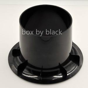 Image 4 - Subwoofer Woofer Speaker Port Tube Bass Reflex Tube Speaker Vent 144x101mm