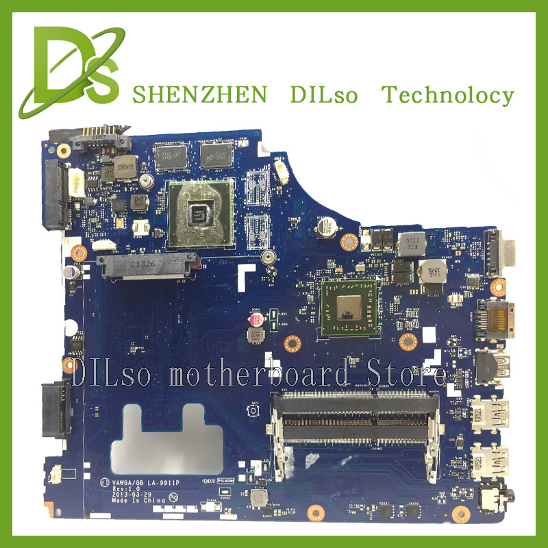 SHUOHU G505 VAWGA GB LA 9911P motherboard for lenovo g505 motherboard la 9911p motherboard rev 1