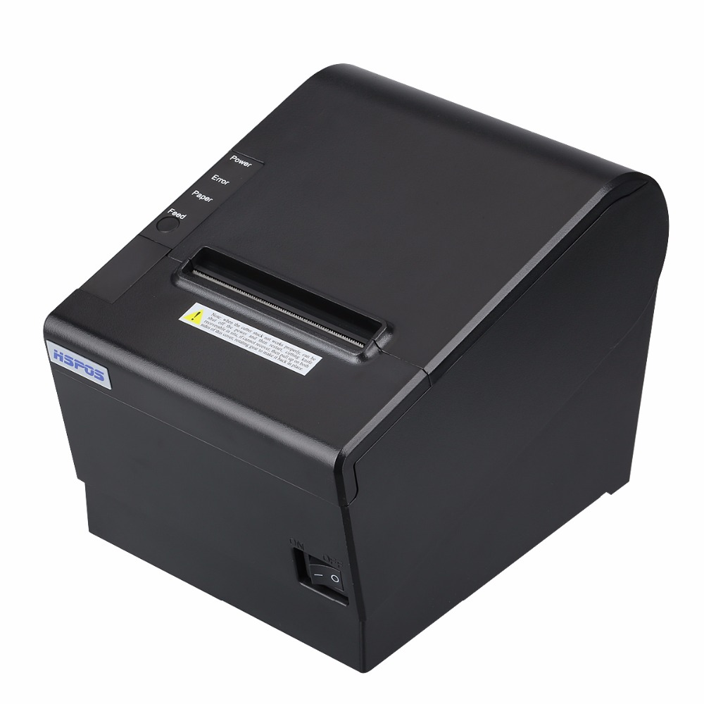 HSPOS 80mm Serial Lan Bluetooth Bill Ticket Receipt Thermal Printer with cutter 80 mm for restaurant receipt china HSPOS 80mm Serial Lan Bluetooth Bill Ticket Receipt Thermal Printer with cutter 80 mm for restaurant receipt china