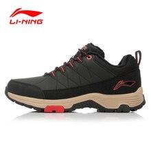 Оболочку износостойкости полуботинки теплую демпфирования li-ning спортивная кроссовки мужские обувь открытый