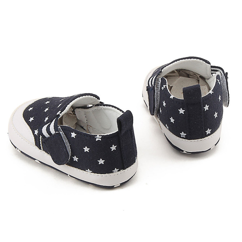 Baby shoes 2019 new Newborn Infant Baby Girl Boy Print Crib Shoes Soft Sole Anti-slip Sneakers Shoes #4M14 (17)