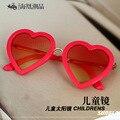 2017 kids sunglasses new fashion Children love heart baby decorative sunglasses cute baby sunglasses uv400 protect 10pcs/lot sun