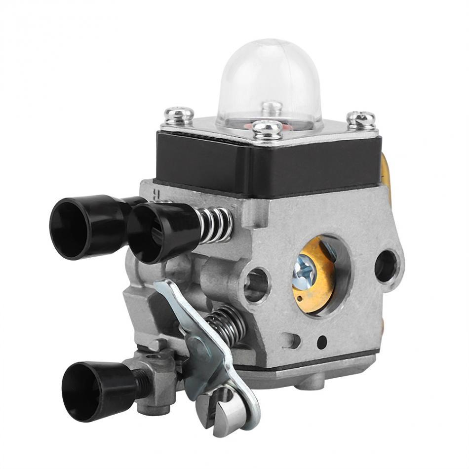 9pcs set air fuel filter carburetor gasket lawn mower tools kit repair accessories for lawn mower [ 950 x 950 Pixel ]