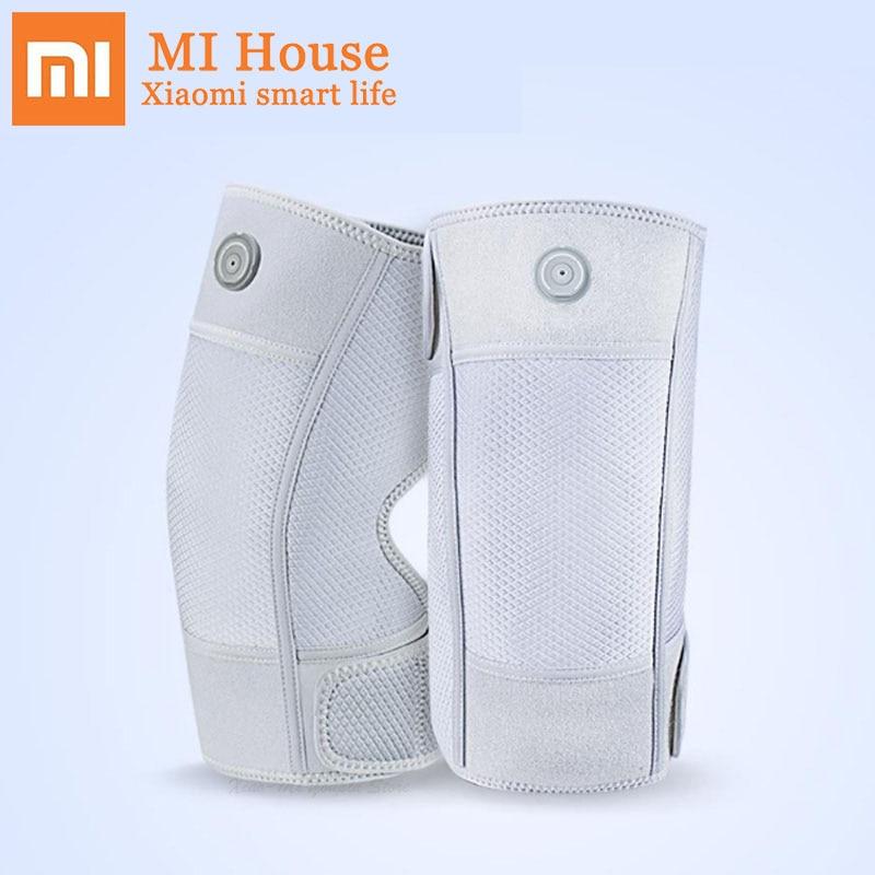 купить Xiaomi Mijia PMA Kneepad 5V Infrared Graphene Heating Protective Knee Hot Compress Relieve Knee Pain Relief For Sports по цене 2379.23 рублей