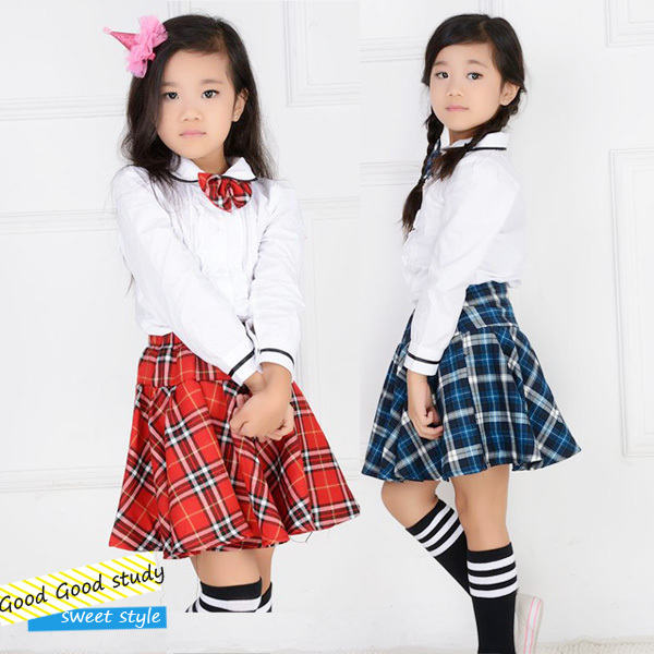 US $48 97 | South Korea children school uniforms summer Korean kindergarten  class service uniforms Japanese children uniforms-에서 South Korea children
