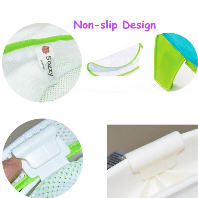Baby bath tub/bed/pad bathtub bath chair/shelf Foldable baby shower ...