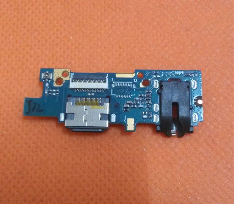 USB Bordo Cargo Enchufe Original + Home FPC Para No. 1 Vphone i6 MTK6582 Quad Core 4.7 segunda mano  Se entrega en toda España