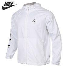 45d2ec0f6ba Original New Arrival 2018 NIKE JSW WINGS GFX WINDBREAKER Men's Jacket  Hooded Sportswear(China)